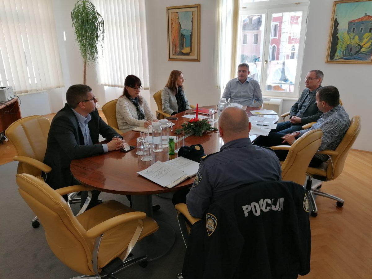 Si è tenuta l'ultima seduta del Consiglio per la prevenzione della criminalità - glavna fotografija