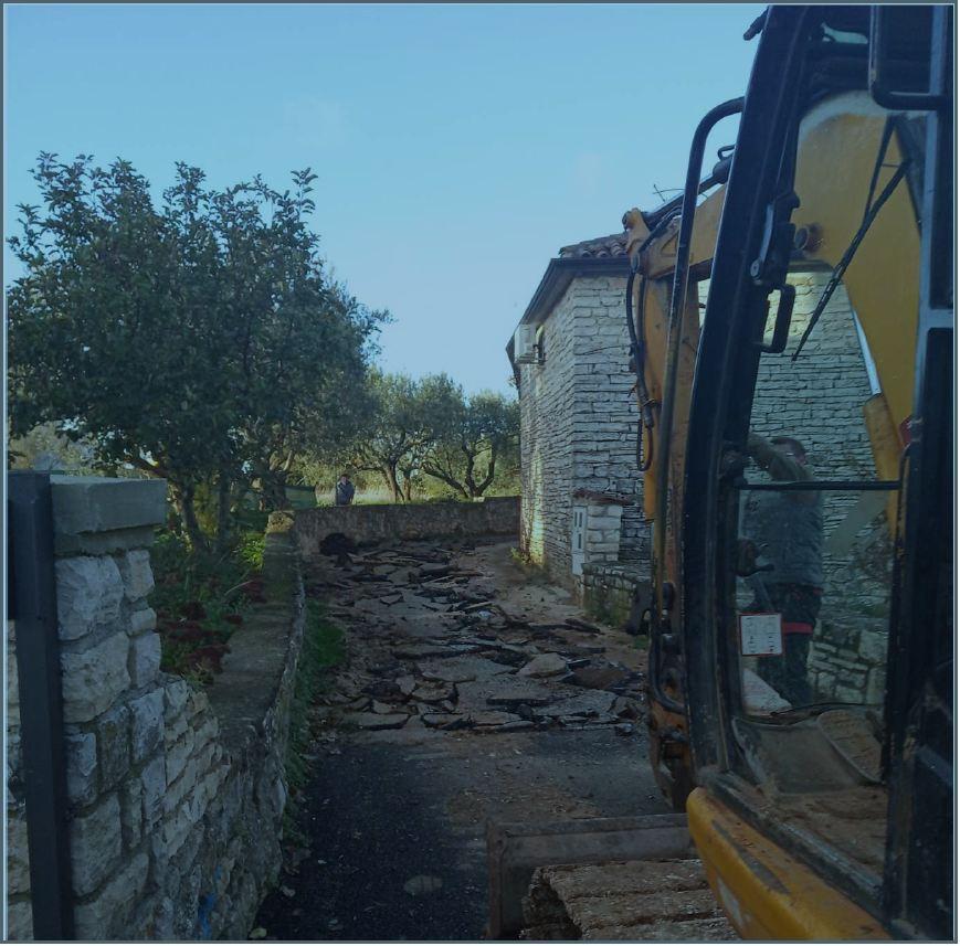 Situazione sui cantieri del progetto di raccolta, smaltimento e depurazione delle acque