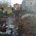 Situazione sui cantieri del progetto di raccolta, smaltimento e depurazione delle acque 1