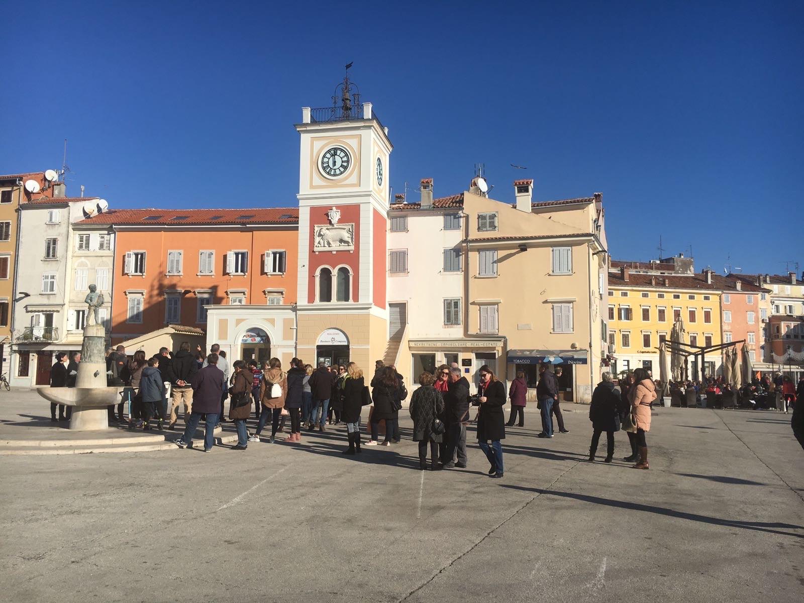 Il progetto «Conosci la tua terra a Rovigno»