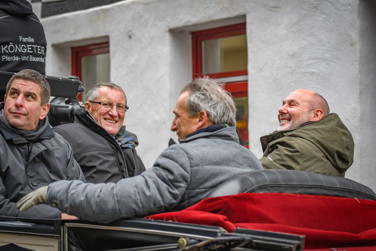 Una delegazione di Rovigno a Leonberg