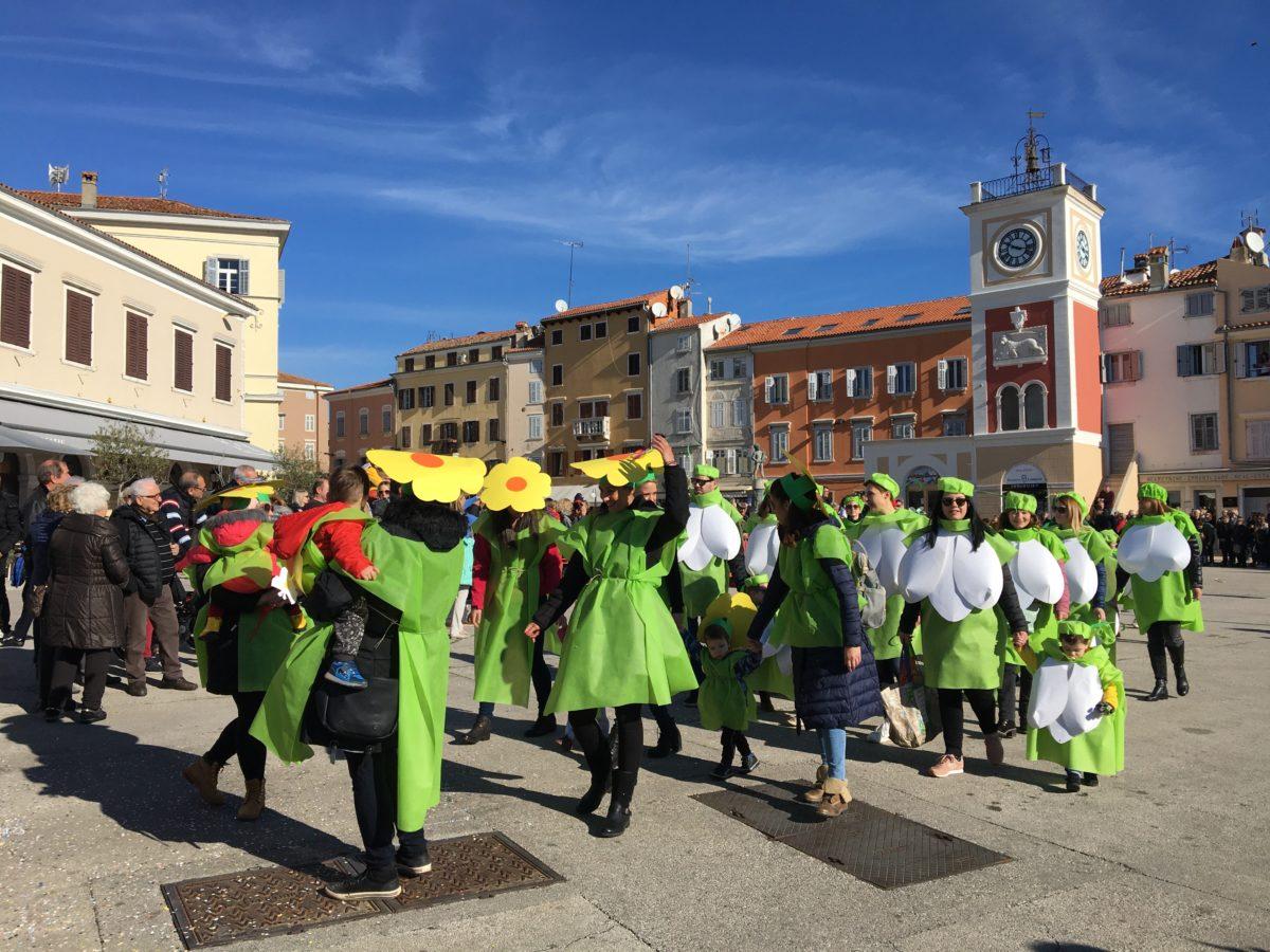 Sabato in maschera a Rovigno - glavna fotografija