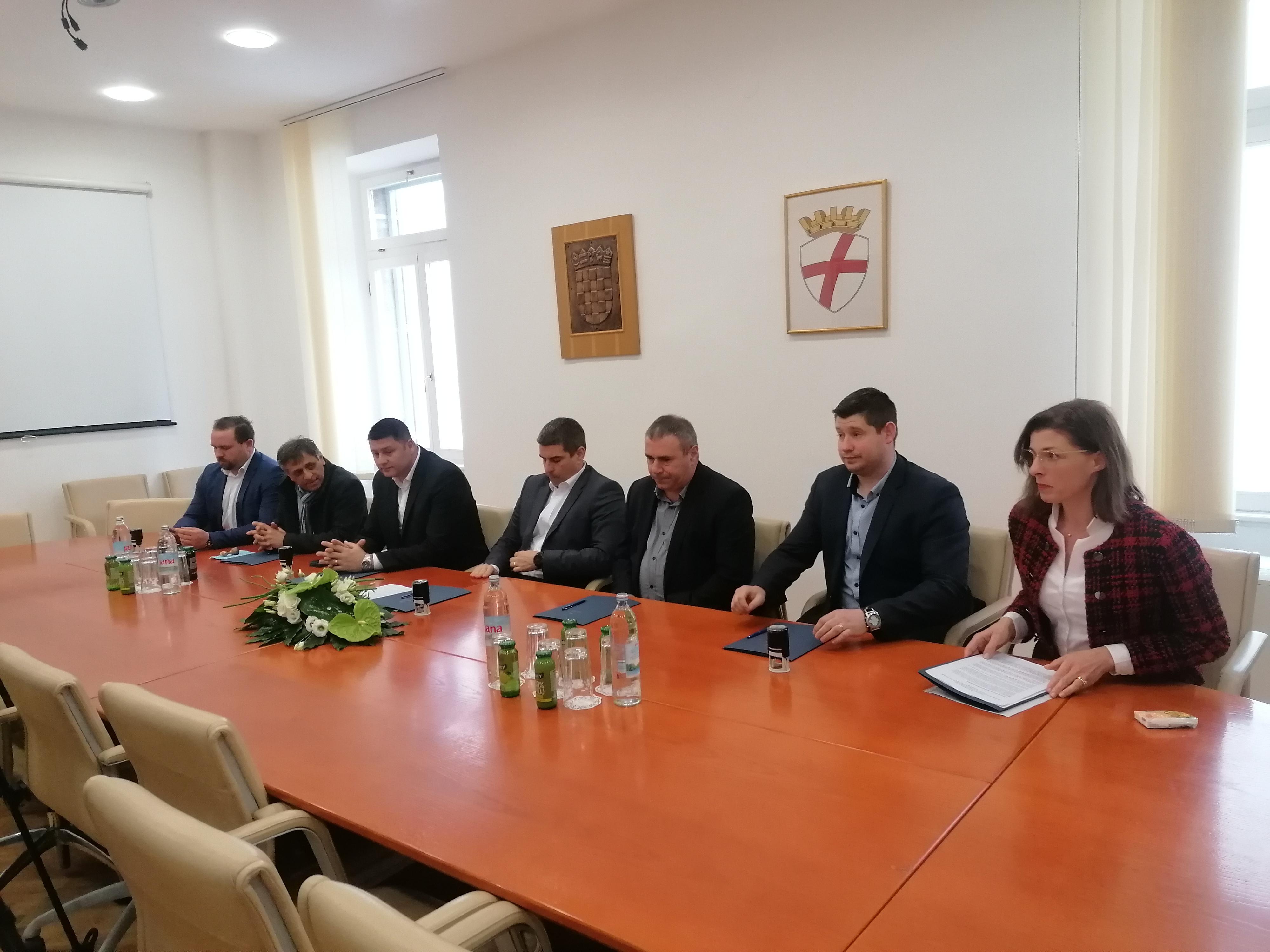 Potpisan Sporazum o suradnji na izgradnji širokopojasne infrastrukture