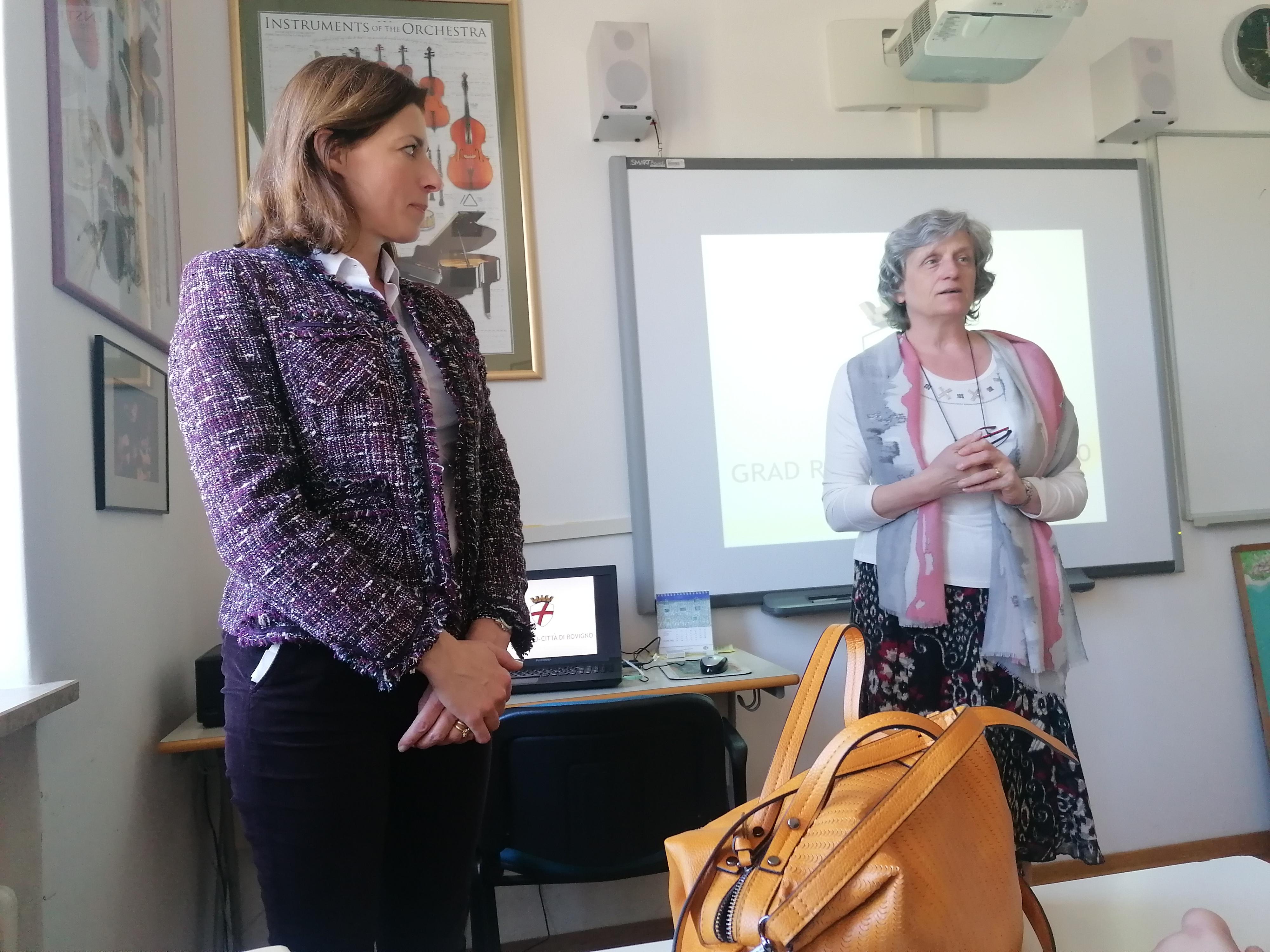 Učenici Talijanske srednje škole pobliže upoznali rad Gradske uprave