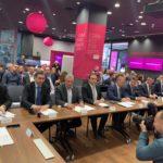 Potpisivanje ugovora u Zagrebu