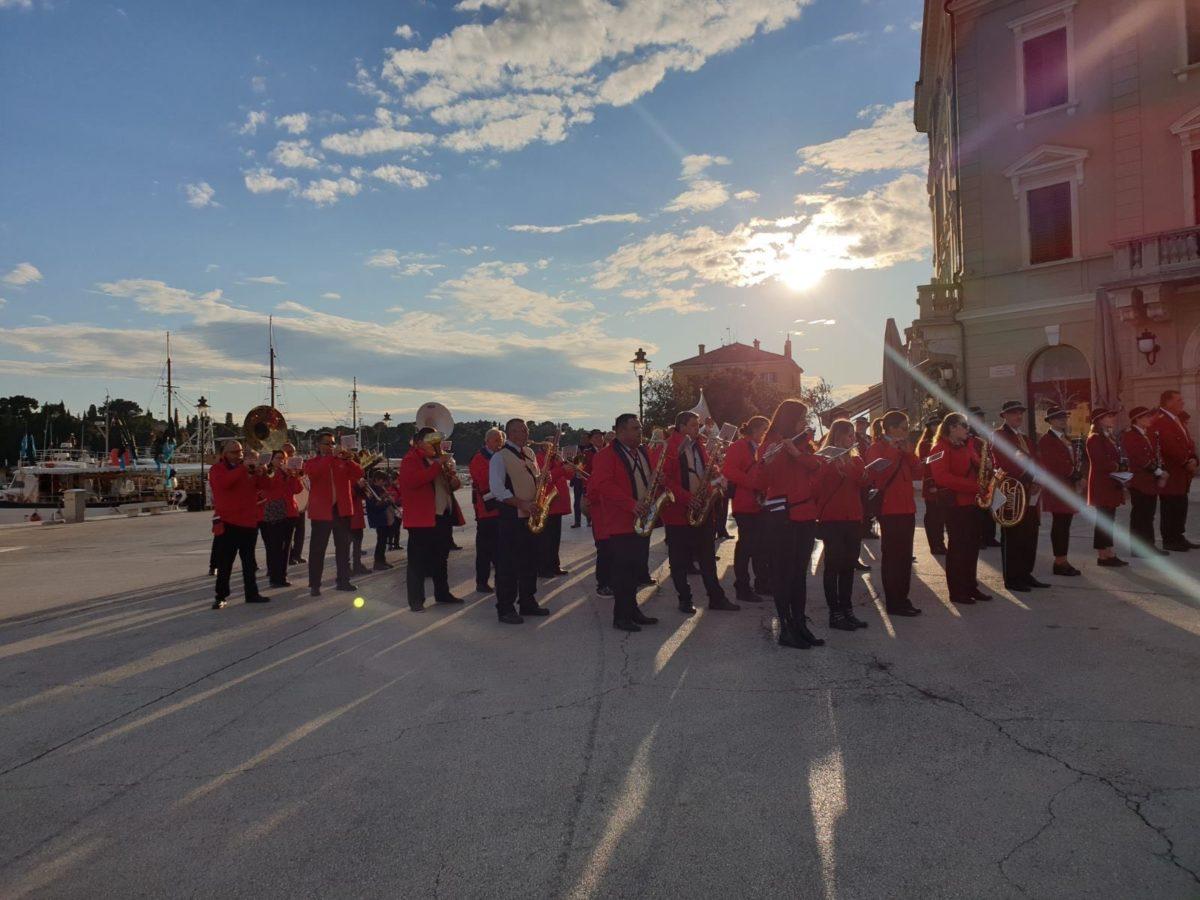 Concerto della Banda d'ottoni in occasione della Giornata della donna - glavna fotografija