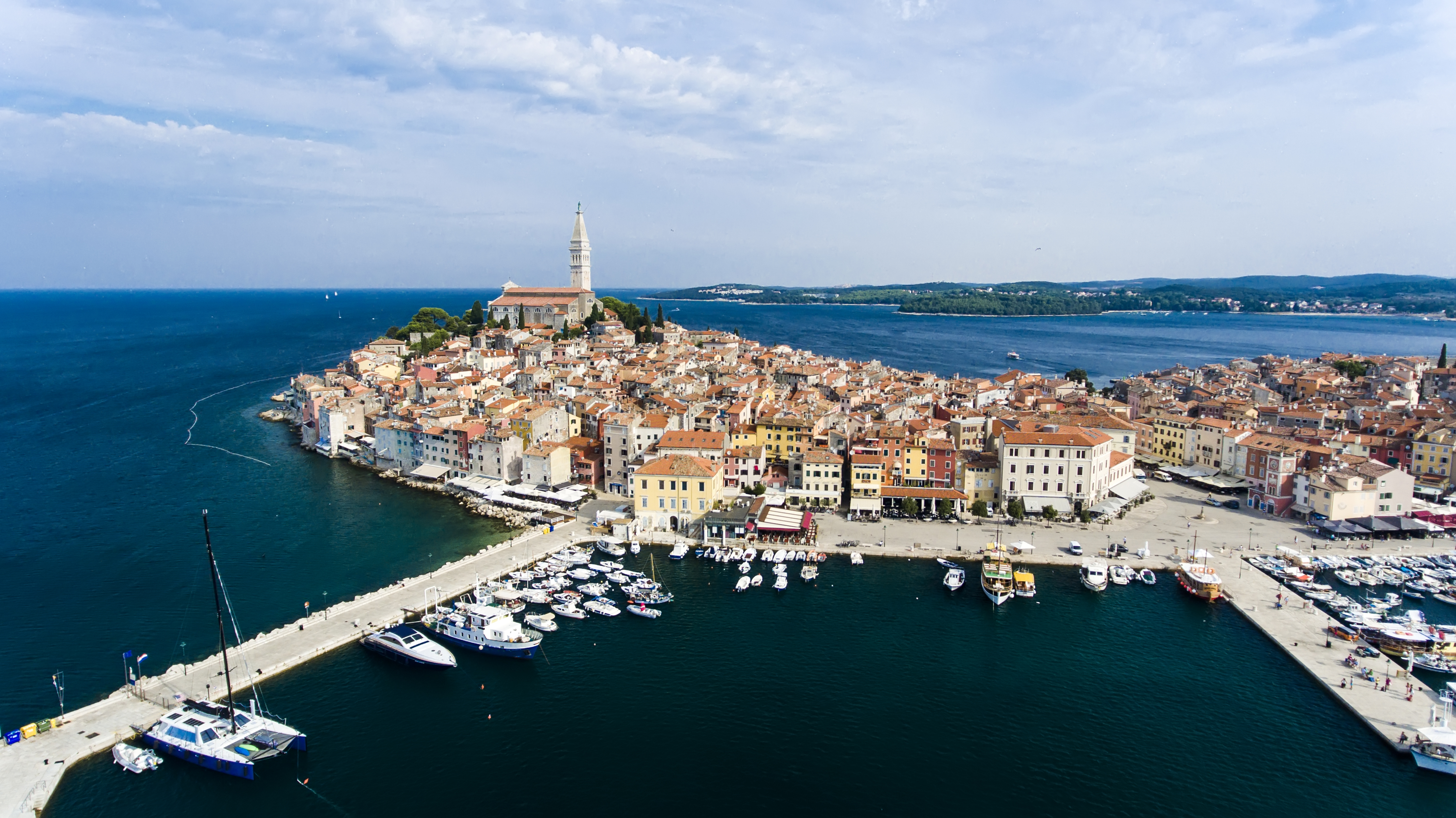 Grad Rovinj-Rovigno nominiran u čak tri kategorije za izbor najboljih hrvatskih gradova