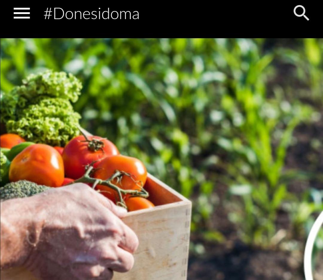 «donesidoma.com»: Grad Rovinj-Rovigno pokrenuo online tržnicu