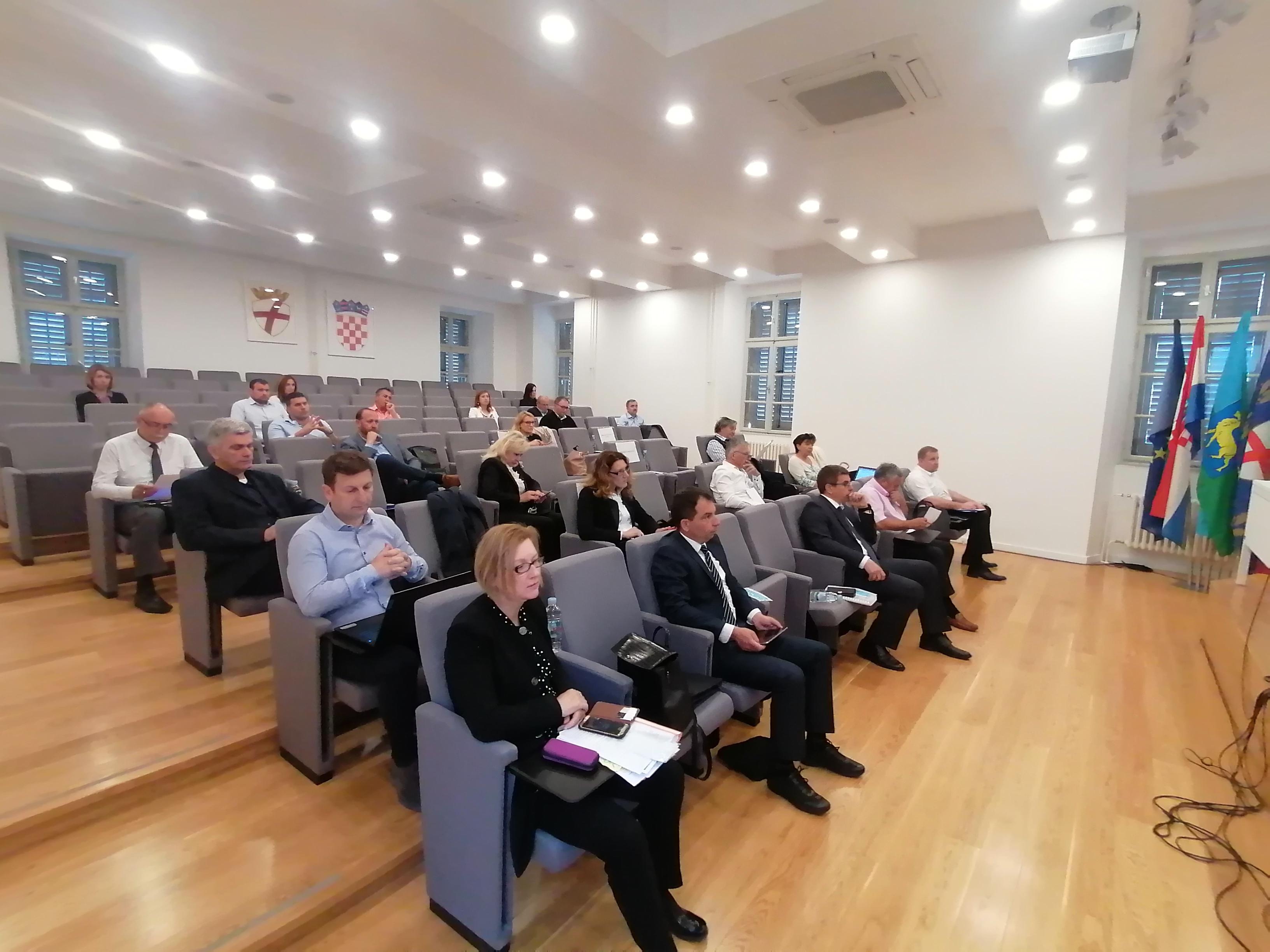 Održana 5. sjednica Gradskog vijeća