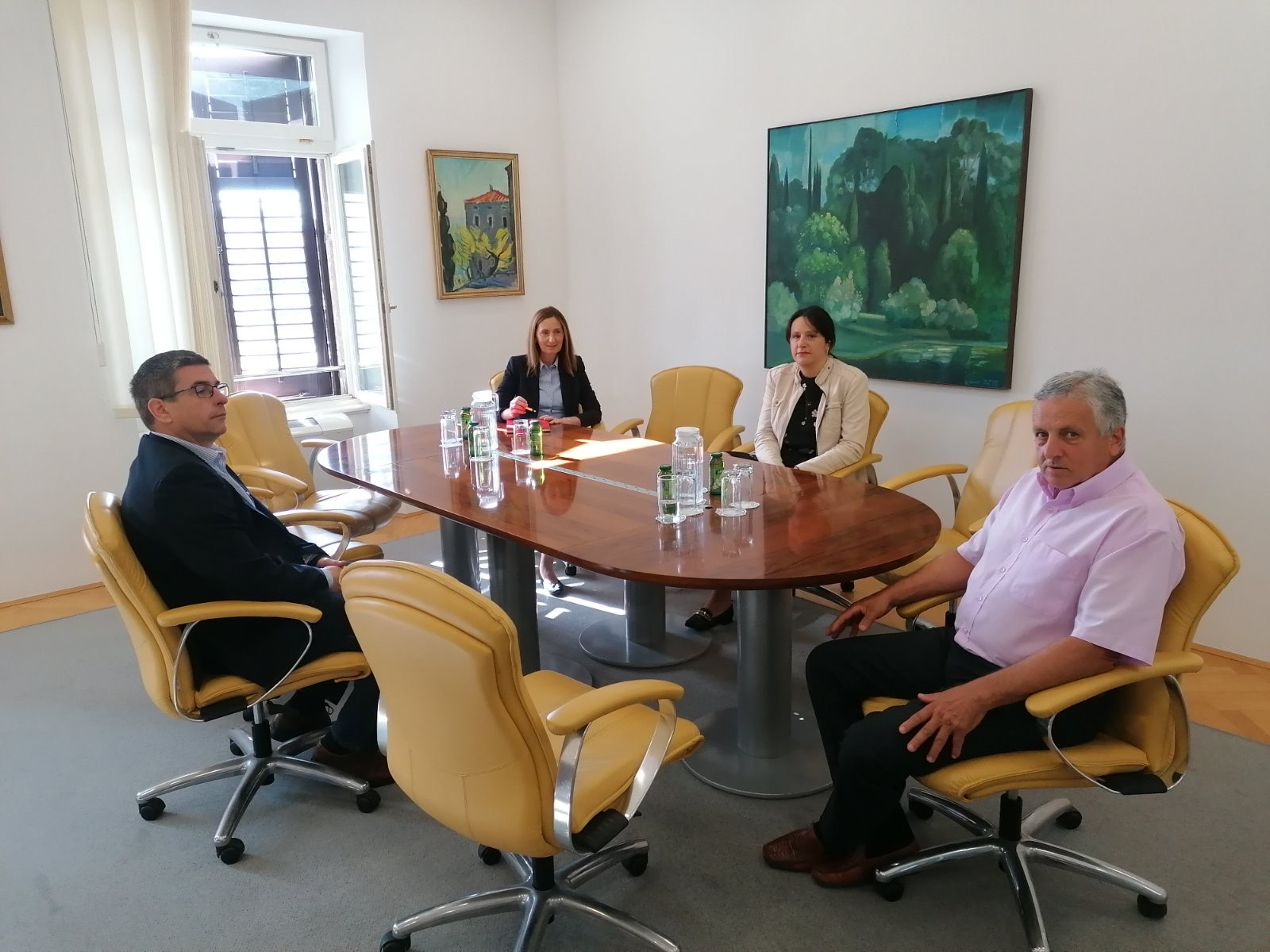 Gradonačelnik rovinjskom Muzeju čestitao Međunarodni dan muzeja