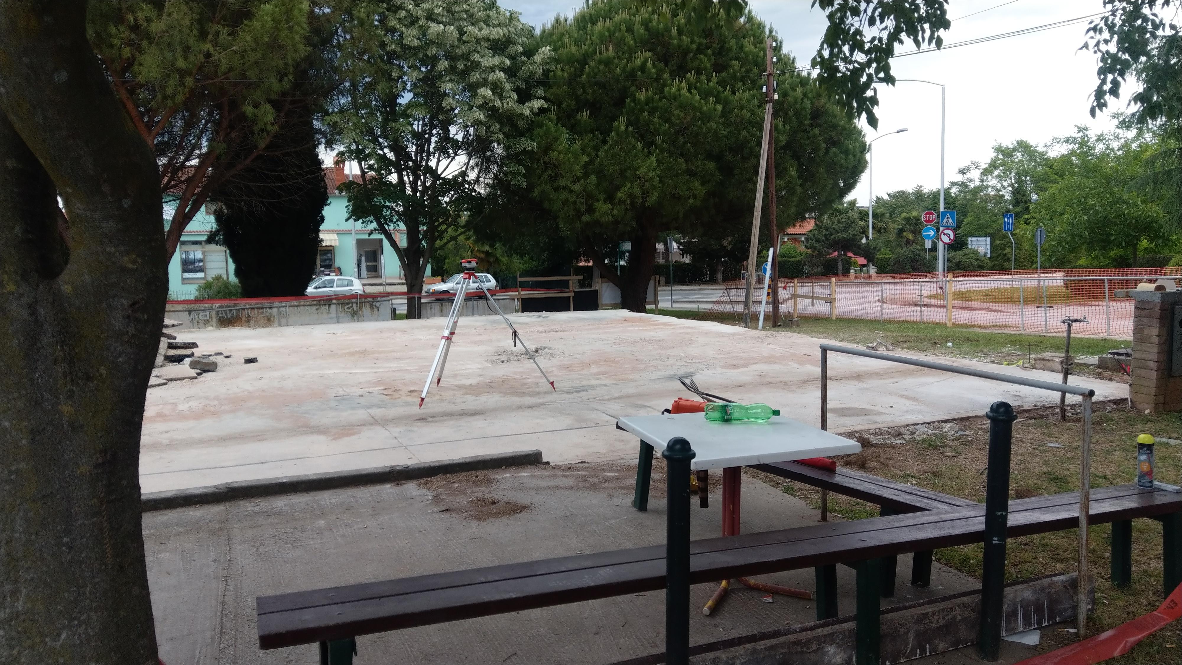 U tijeku su radovi na natkrivanju i rekonstrukciji boćališta