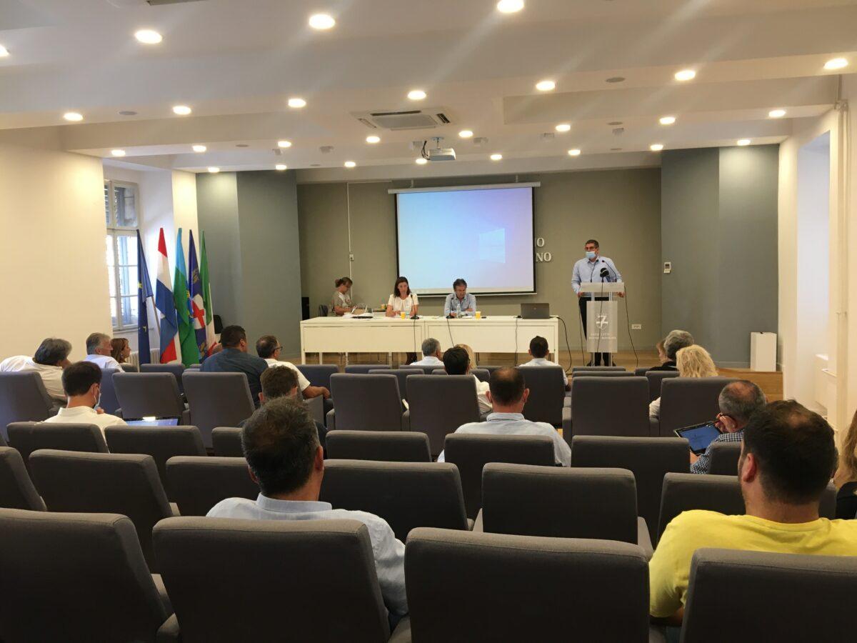 Održana 7/20. sjednica Gradskog vijeća Grada Rovinja-Rovigno - glavna fotografija