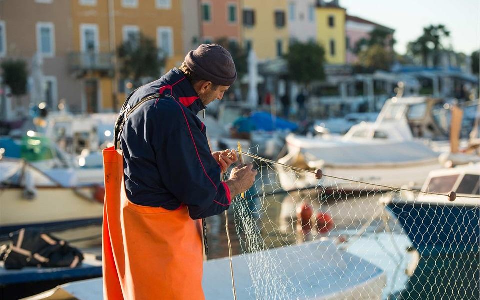 Predstavljanje FLAG-natječaja za ulaganje u gospodarski ribolov i marikulturu