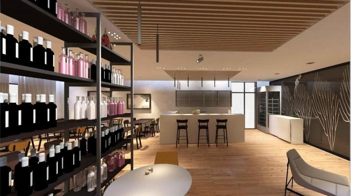 Il progetto di ristrutturazione del ristorante è stato sostenuto dalla Città e dalla «Valalta»