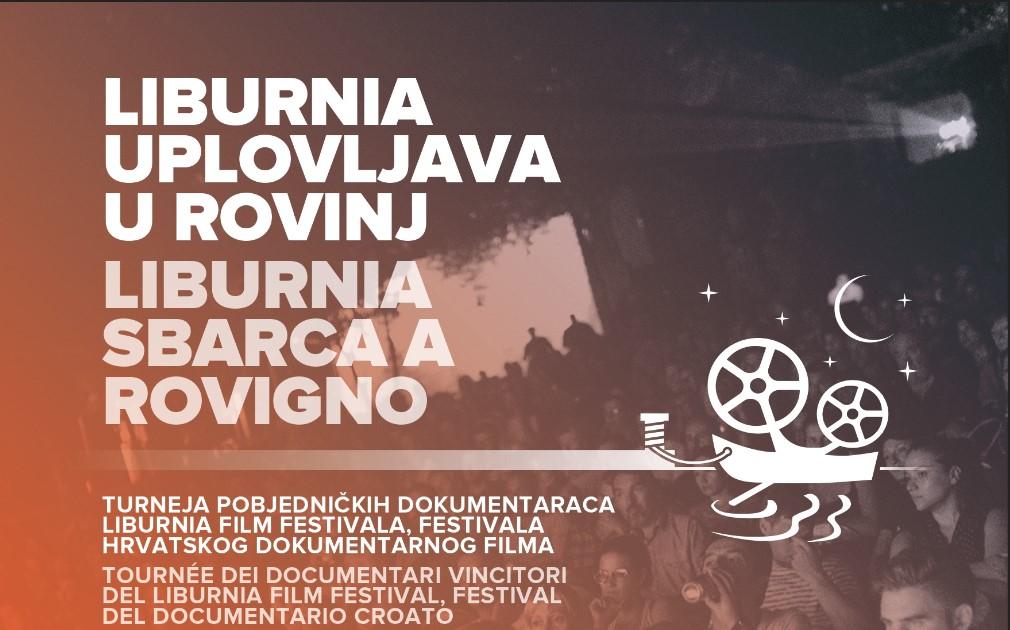 """Liburnia Film Festival """"uplovljava"""" u Rovinj"""