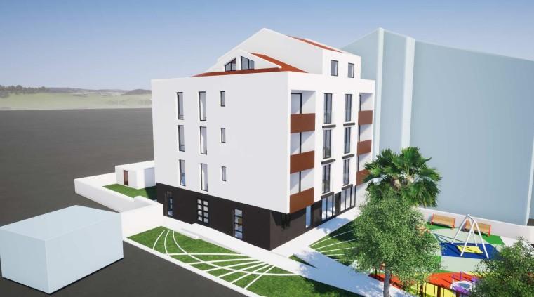 Projekt rekonstrukcije zgrade u Zagrebačkoj: u tijeku je rješavanje imovinsko-pravnih odnosa