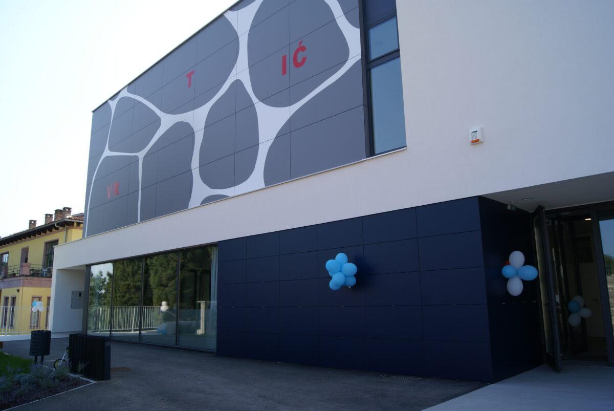 Inaugurazione del nuovo asilo a Villa di Rovigno - glavna fotografija
