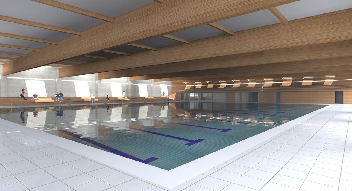 Početak gradnje lječilišno sportskog bazenskog kompleksa