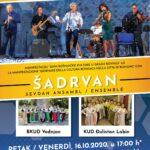 Dani bošnjačke kulture u Rovinju: pomaknuti na 23. listopada 1