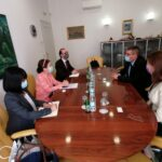 Veleposlanica Japana u posjeti Rovinju-Rovigno 2