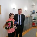 Veleposlanica Japana u posjeti Rovinju-Rovigno 1