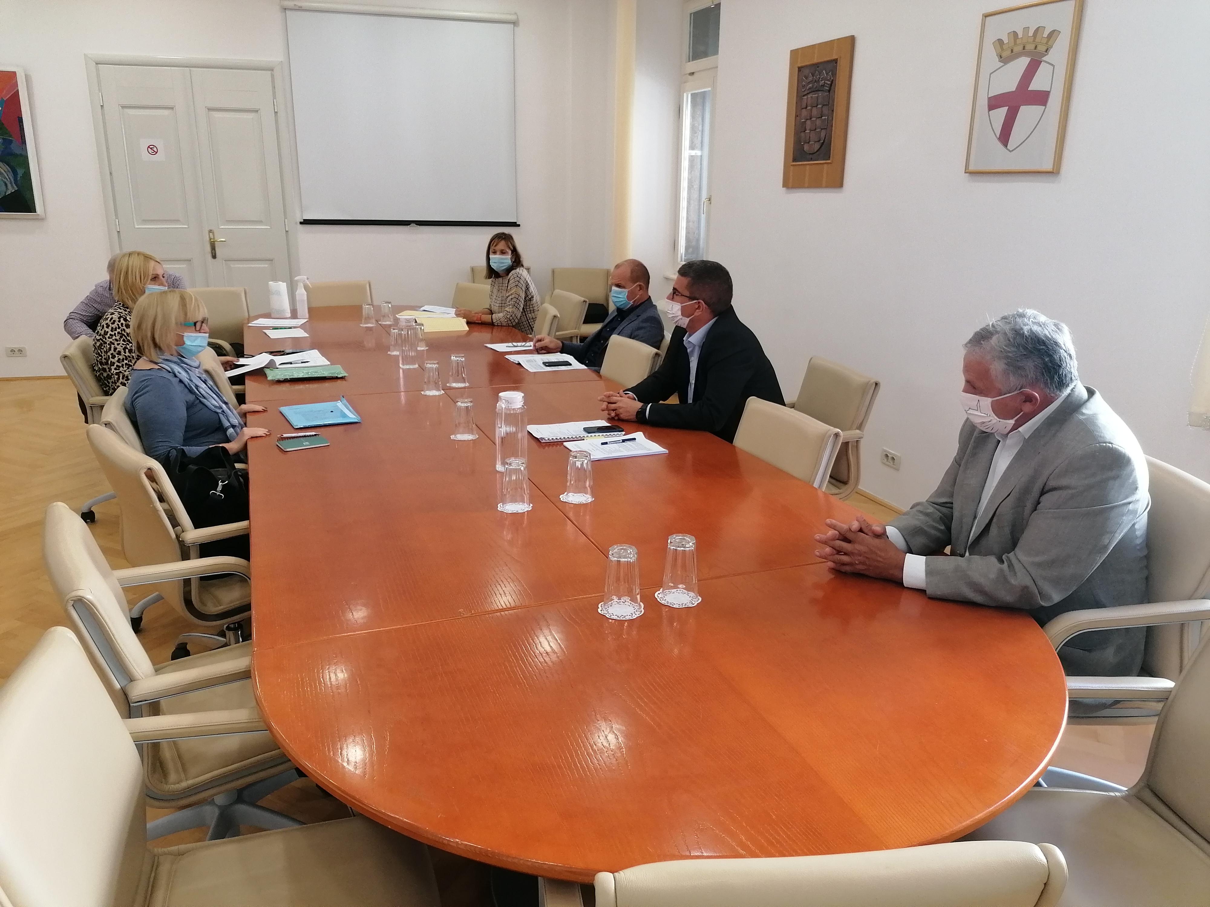 Održan sastanak s predstavnicima Konzervatorskog odjela u Puli