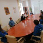 Gradonačelnik primio sportašice VK «Arupinum» 3