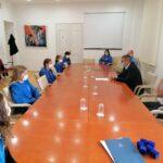 Gradonačelnik primio sportašice VK «Arupinum» 1