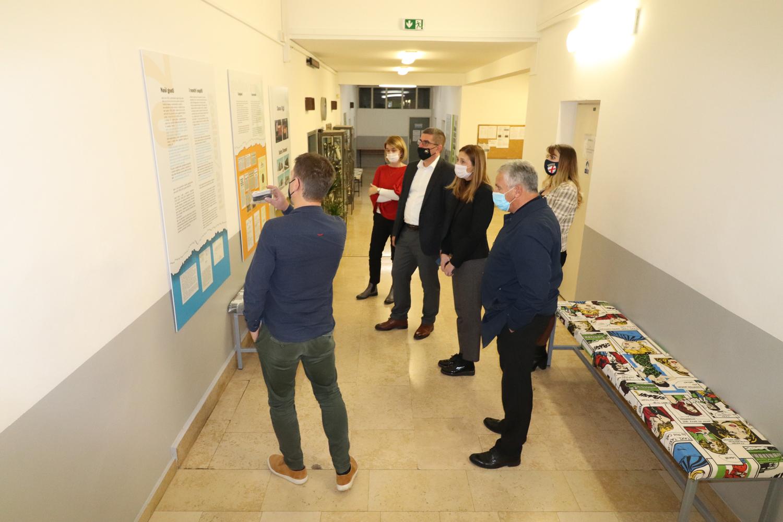 Mostra in occasione del 70-esimo di educazione professionale in lingua croata a Rovigno
