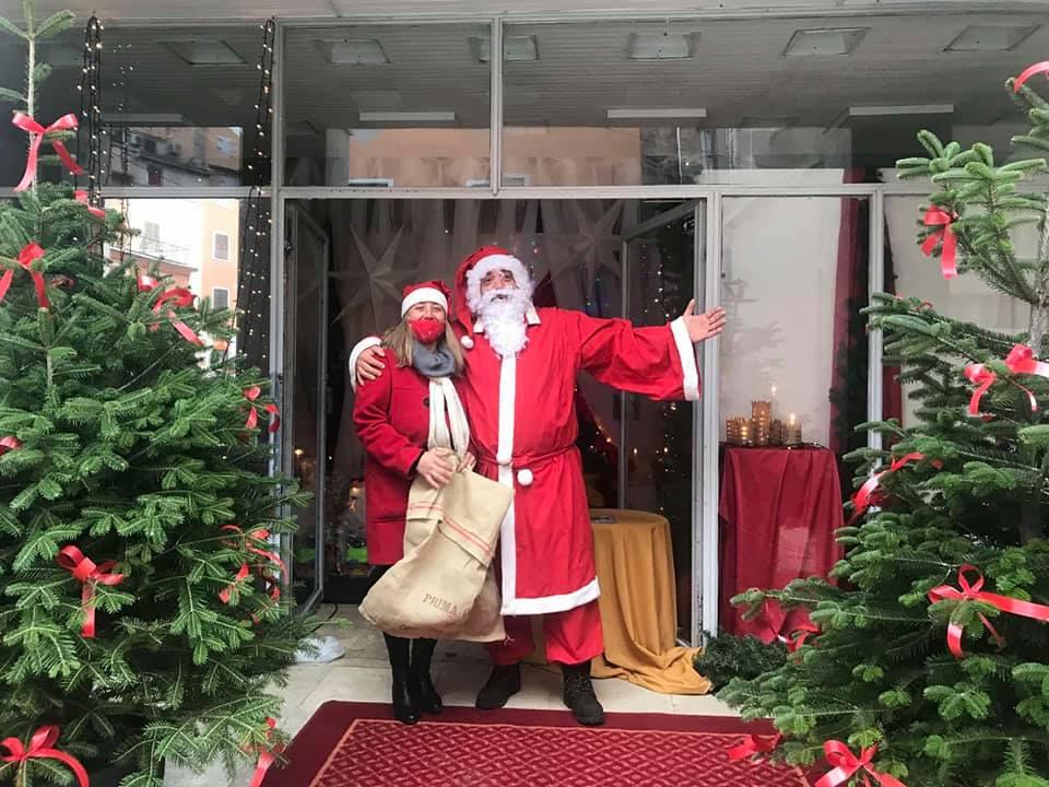 (Hrvatski) Najmlađima podijeljeni prigodni darovi
