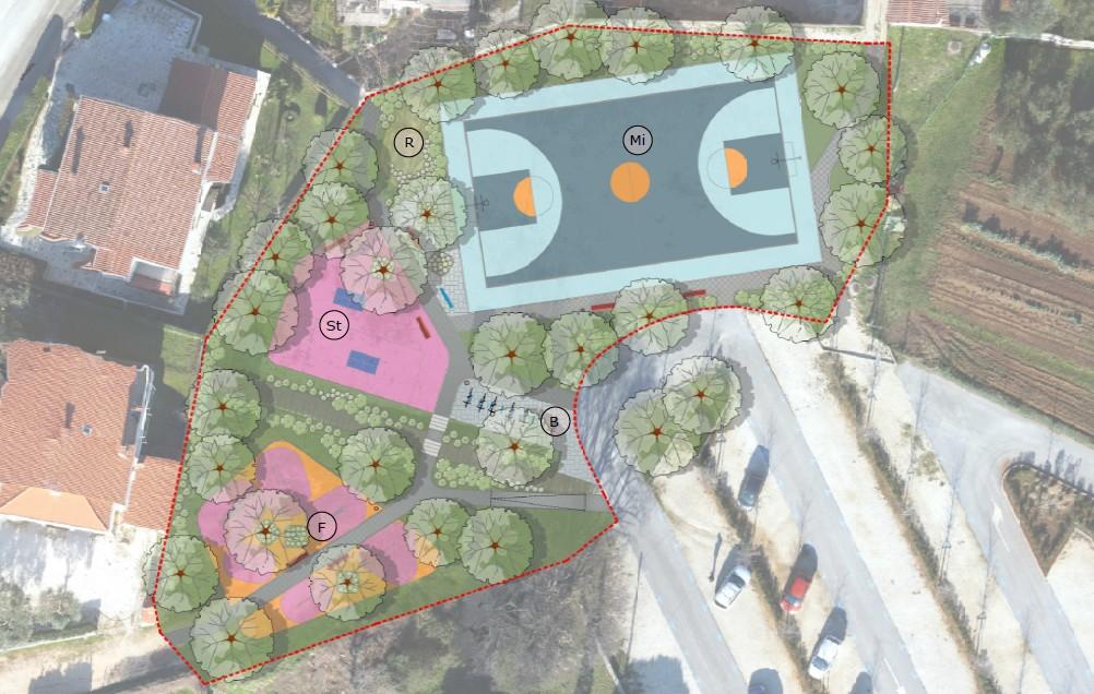 Razvijen programski koncept uređenja parka na Lamanovi