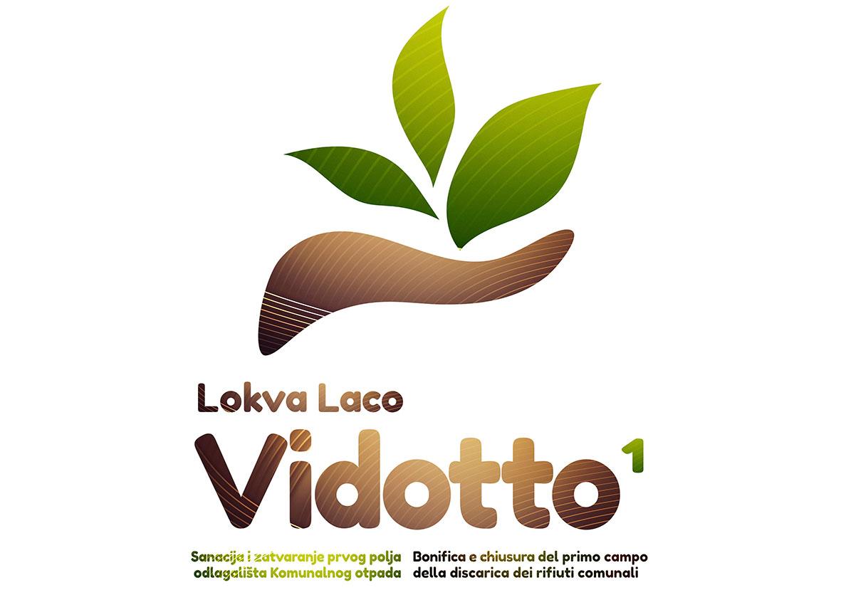 Bonifica e chiusura del primo campo della discarica dei rifiuti comunali Laco Vidotto - glavna fotografija
