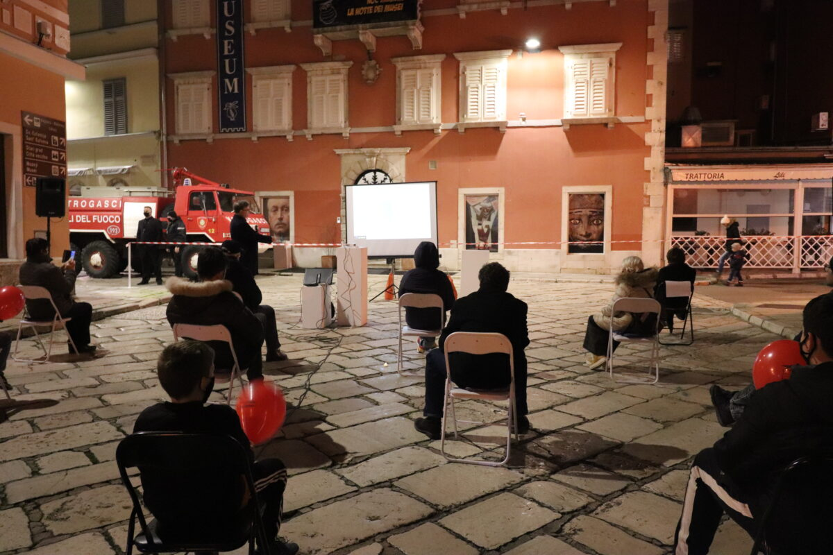 Održana Noć muzeja pod rovinjskim nebom - glavna fotografija