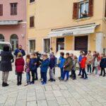 Društvo turističkih vodiča Rovinja organiziralo besplatno razgledavanje grada za rovinjske osnovnoškolce 2