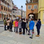 Društvo turističkih vodiča Rovinja organiziralo besplatno razgledavanje grada za rovinjske osnovnoškolce 1