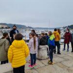 Društvo turističkih vodiča Rovinja organiziralo besplatno razgledavanje grada za rovinjske osnovnoškolce 5