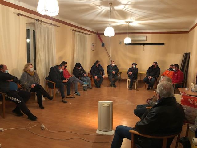 Si è tenuta la riunione del CL di Villa di Rovigno