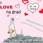 """A Rovigno un San Valentino all'insegna dell'azione cittadina """"A caccia d'amore in città"""" 3"""