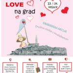 """A Rovigno un San Valentino all'insegna dell'azione cittadina """"A caccia d'amore in città"""" 1"""
