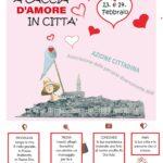 """A Rovigno un San Valentino all'insegna dell'azione cittadina """"A caccia d'amore in città"""" 2"""