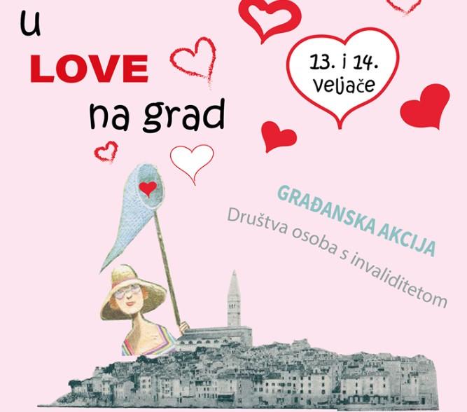 """Valentinovo u Rovinju u ozračju akcije """"U LOVE na grad"""" - glavna fotografija"""