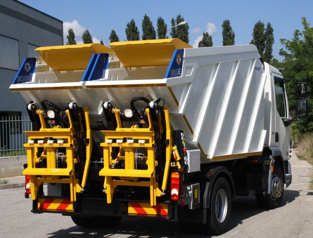 Il Servizio comunale riceve i mezzi UE per l'acquisto di due veicoli speciali per la raccolta differenziata