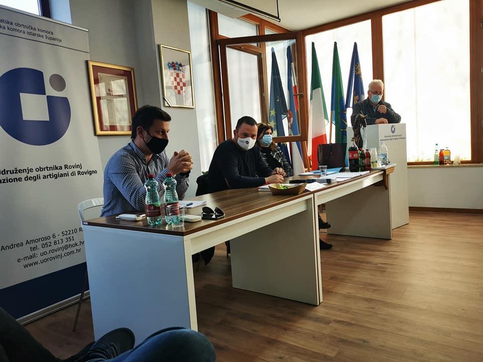 Održan informativni sastanak o licenciranju obrta, poduzeća i naukovanju – JMO model obrazovanja