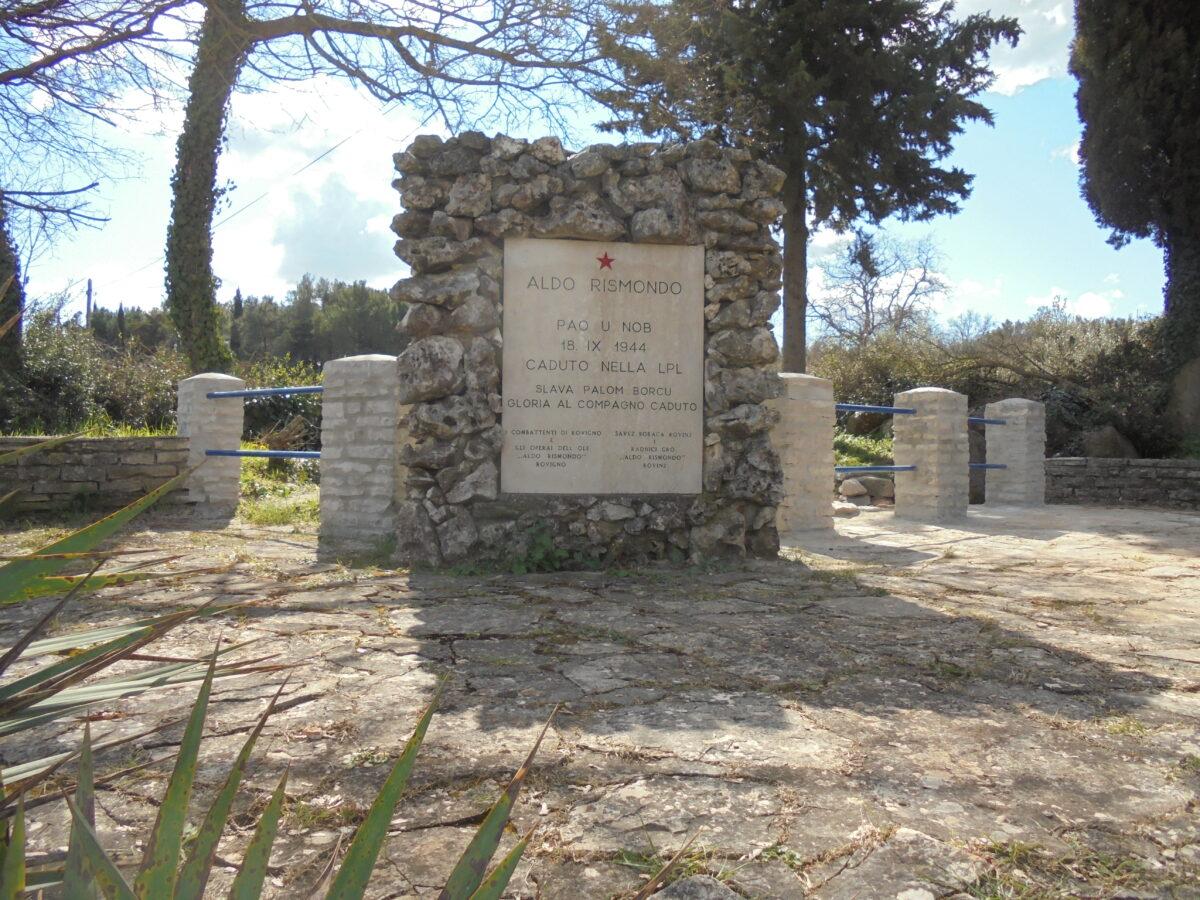 Dovršena sanacija spomenika Aldu Rismondu - glavna fotografija