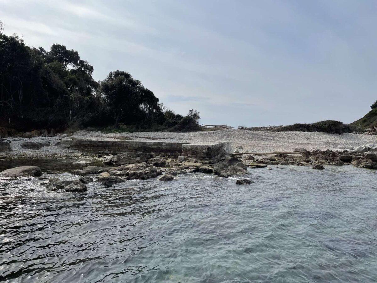 U planu je rekonstrukcija pristupnog mola otoka sv. Ivana – San Giovanni - glavna fotografija