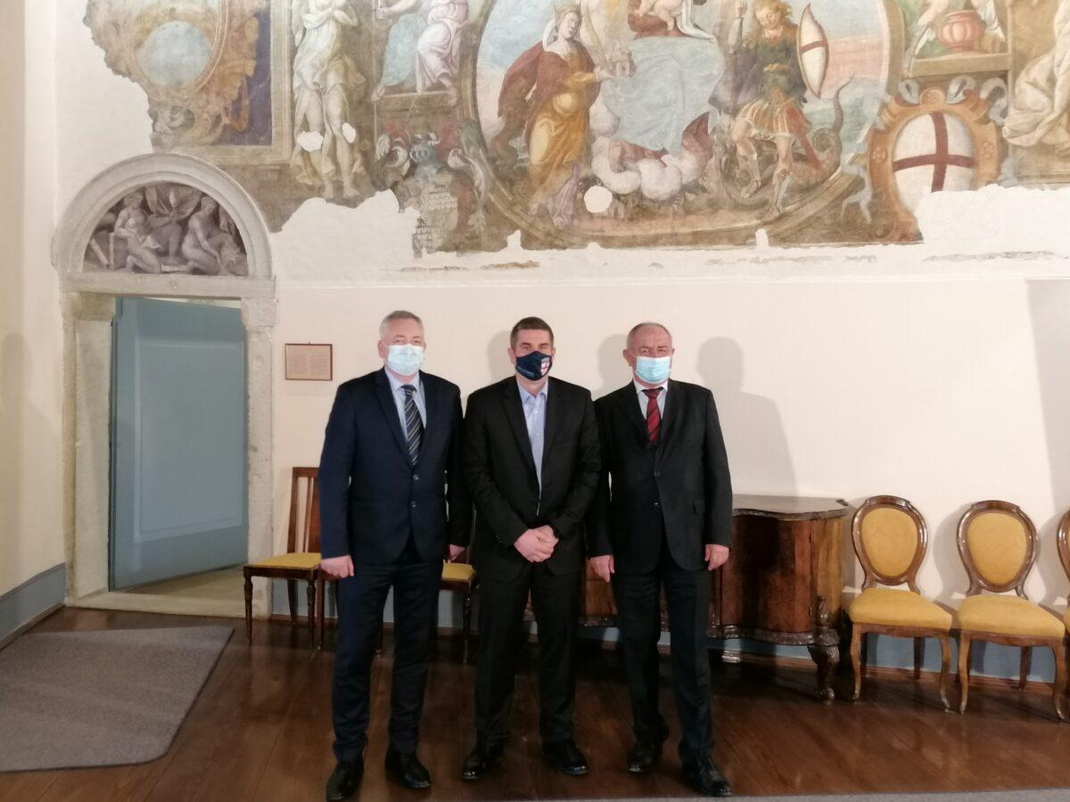 Gradonačelnik održao sastanak s predstavnicima sindikata PPDIV - glavna fotografija