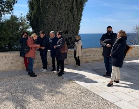 Parte il restauro della tomba di Giovanni Battista Basilisco