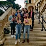 """Odličan rezultat učenica Talijanske srednje škole na online kvizu """"Mreža čitanja"""" 2"""