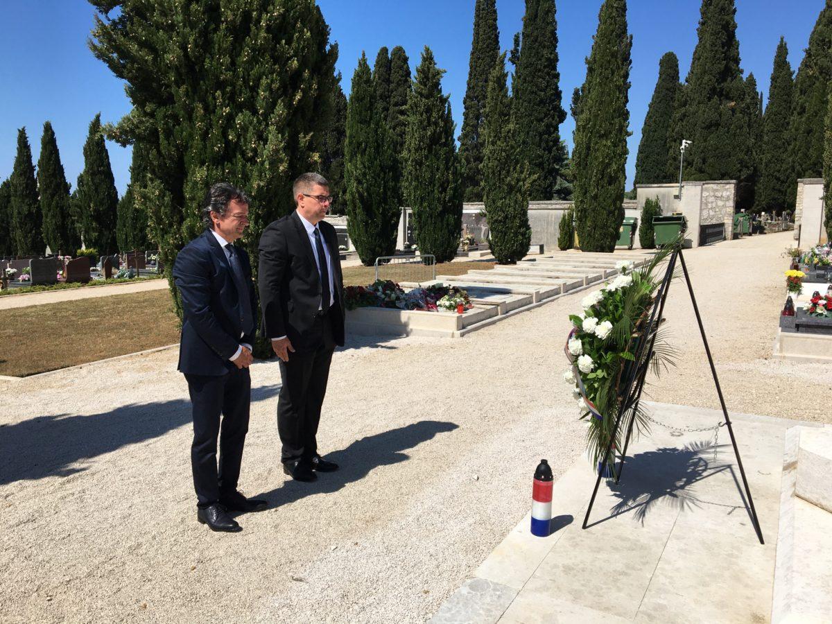 La Città di Rovinj-Rovigno pianifica un monumento in onore dei difensori croati