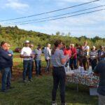 Corso e laboratorio sul tema della tutela dell'olivo durante la fioritura 4